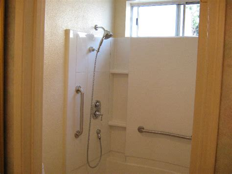 Shower Is Low by Low Threshold Shower 2