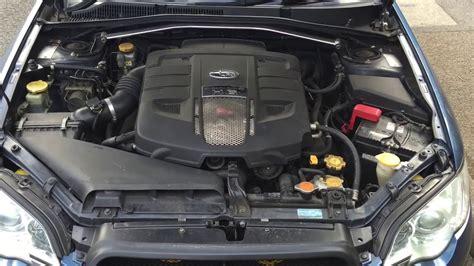 how cars engines work 1990 subaru legacy user handbook subaru legacy 3 0r engine youtube