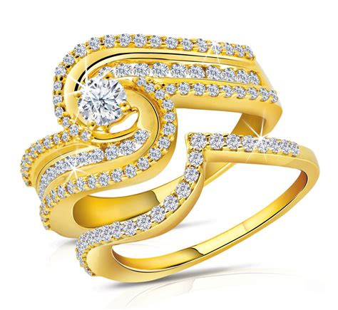 Gold Ring Designs by Best Gold Jewellery Ring Design Ideas Gold Design