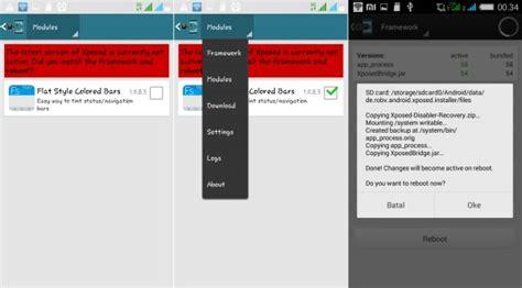 membuat jam digital statusbar ngawax android cara bikin tinted status bar statusbar