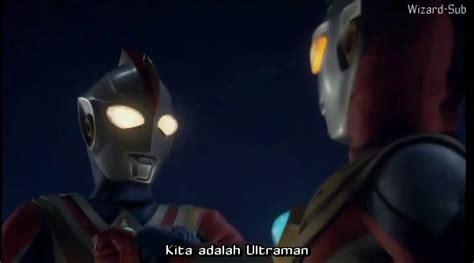 film ultraman cosmos episode 1 tokusubi tokusatsu sub indo