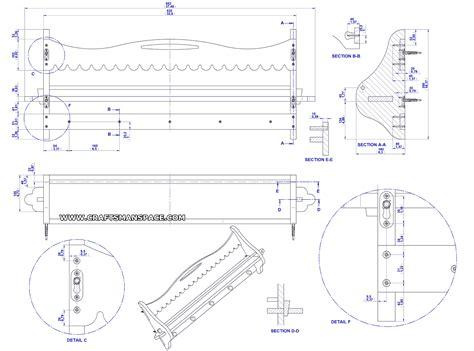 wooden wall shelf  pegs plan