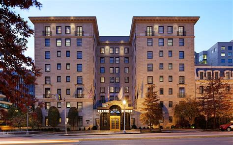 the 2018 world s best hotels in washington d c travel