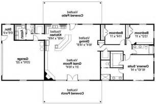 ranch open floor plans openoor plans for ranch style homes fairhaven modular home