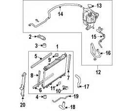 parts 174 nissan hose 5 6l partnumber 21501zs20a