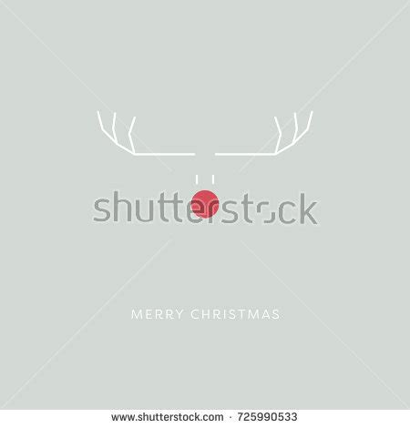 Photoshop Card Templates Place Faces Into Reindeer by Nose Stock Images Royalty Free Images Vectors