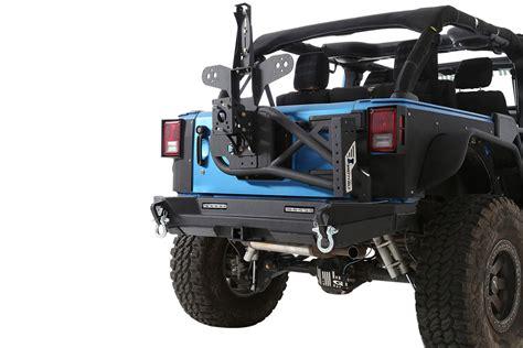 Smittybilt Jeep Bumper Rear Steel Bumper Smittybilt Xrc Gen2 Jeep Wrangler Jk