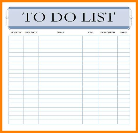 things to do template 3 things to do list template lease template