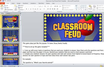 Riepai Blog How To Make Family Feud On Powerpoint