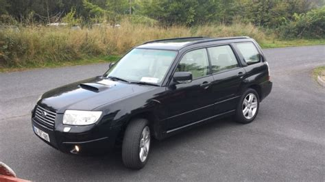 2006 subaru forester 2 5xt 2006 subaru forester 25xt jeep 2 years nct for sale in