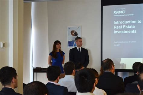Mba Club Baku by Kpmg S Office In Baku Successfully Hosted Business Event