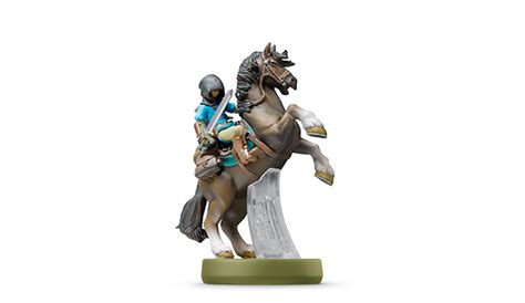 Amiibo Link Rider The Legend Of Breath Of The nintendo amiibo the legend of breath of the link rider eb new zealand