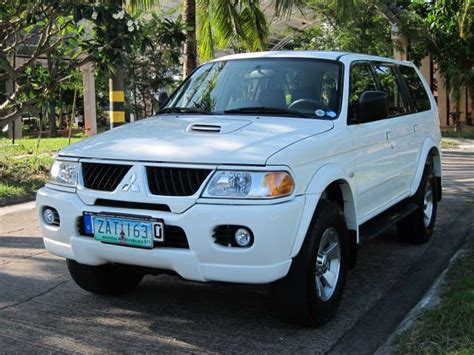 2005 mitsubishi montero sport 4x4 diesel for sale from