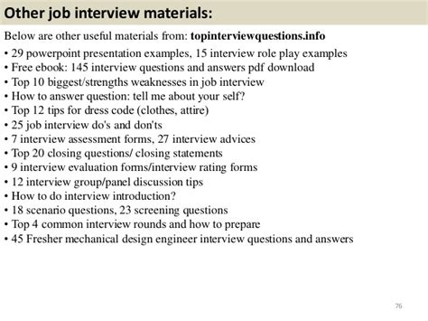 design engineer mechanical interview questions top 52 mechanical design engineer interview questions and