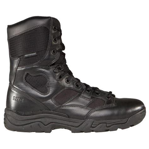 Sepatu 511 Tactical 8inch 5 11 tactical 174 winter taclite 8 quot boots black 230166 combat tactical boots at sportsman s guide