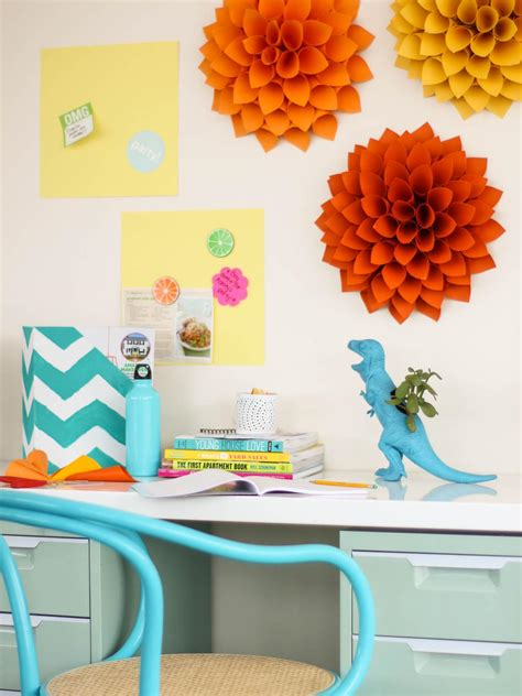 Easy Crafts To Decorate Your Home Diy Room Decor Decorating Ideas Easy Crafts And Decorating Gift Ideas Hgtv