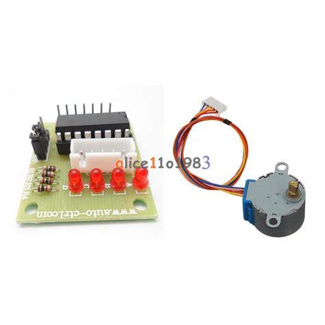 Driver Board Uln2003 With Drive Test Module Stepper Step Motor 12v stepper motor 28byj 48 with drive test module board
