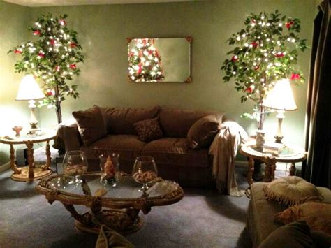 artificial plants for living room local christmas decorating and the power of red daley