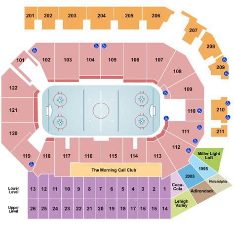 monster jam  seating chart ppl center hockey