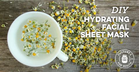 Diy Hydrating Mask Pictures Photos And Images For And Diy Hydrating Sheet Mask Recipe Cultures For Health