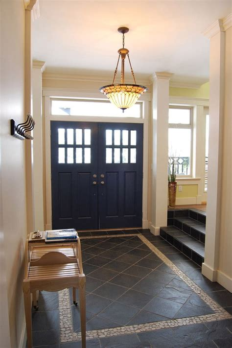 House Plans With Foyer Entrance by 1000 Ideas About Entry Foyer On Reception