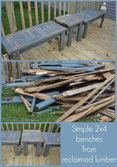 utility stoolsbenches   scrap lumber  xs  xs crafts