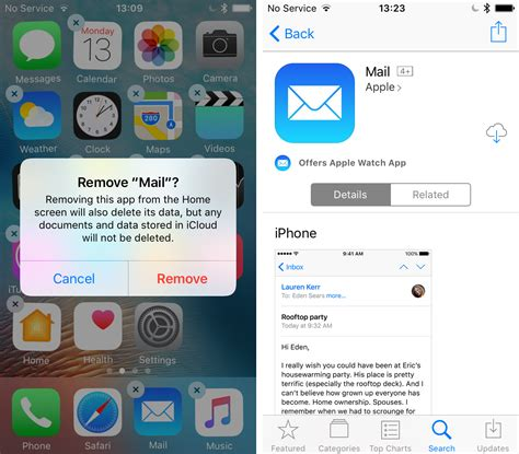 Ios 10 Email Search Iphone Apps Are Disappearing Try This