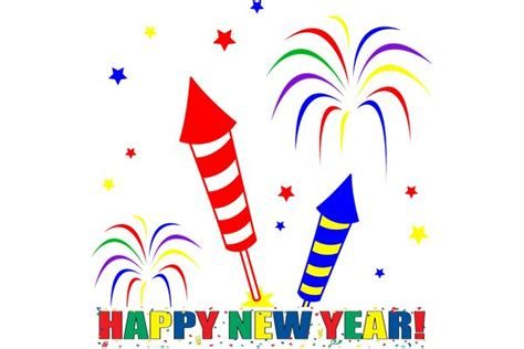 new year celebrations clip new years 2015 clipart
