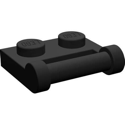 Lego Part Black Plate 1 X 1 Side lego black plate 1 x 2 with handle on side closed ends 48336 brick owl lego marketplace