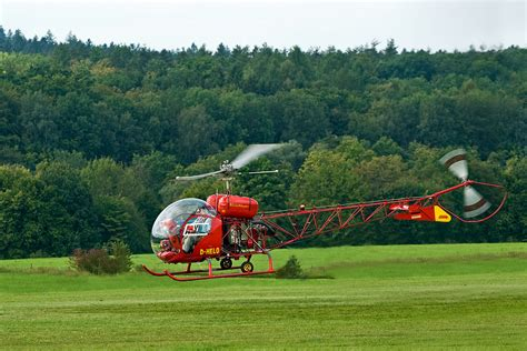 Helicopter Bell bell 47