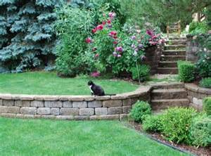 low retaining wall ideas outside out pinterest