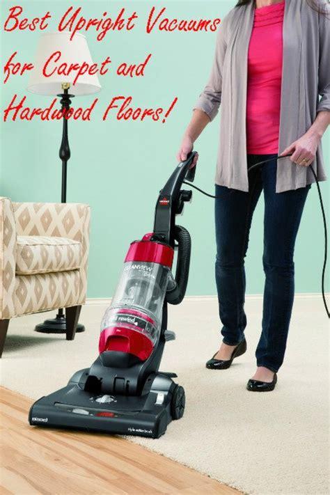 upright vacuums  carpet  hardwood floors