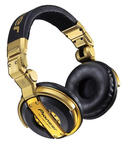 Headset Dj Pioneer pioneer dj headphones the awesomer