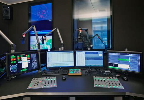 swiss radio ready to go with state of the technology lightsoundjournal