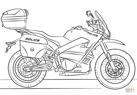 free motorcycle coloring pages to print police motorcycle coloring page free printable coloring