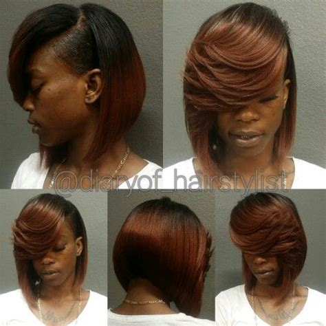 quickweave in dallas tx quick weave ombre bob mk hair dallas pinterest bobs