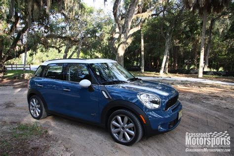 review 2011 mini countryman cooper s review and road test 2011 mini cooper s countryman all4 new car reviews grassroots motorsports
