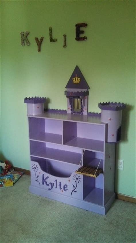 princess castle bookcase by raggedkerf lumberjocks