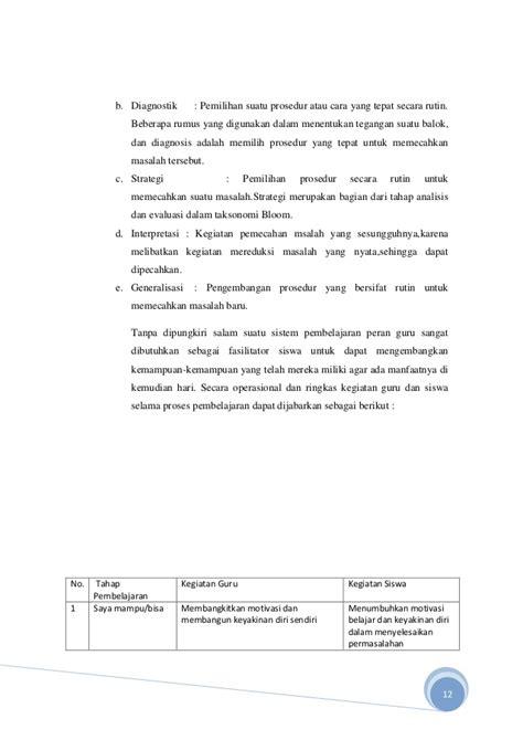 makalah membuat rpp makalah pendekatan pembelajaran dan rpp