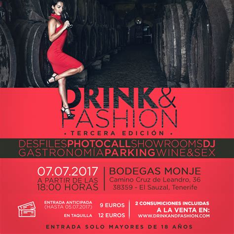 Fashion Reservations by Drink Fashion 2017 Bodegas Monje Reservations