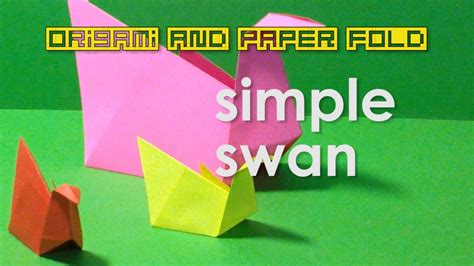 origami for 8 year olds origami simple swan for traditional and