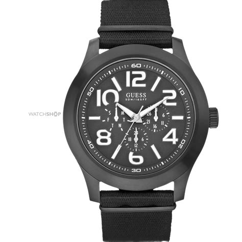 best rugged mens watches s guess rugged w11623g1 shop
