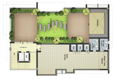 roof garden floor plan roof garden floor plan roof garden floor plan great one