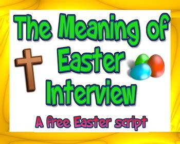 Easter Skits | scripts easter package 1 by kathleen applebee tpt