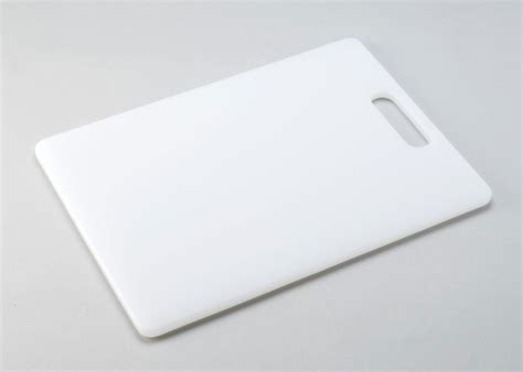Plastic Chopping Board extrusion kitchen chopping board white plastic hygienic