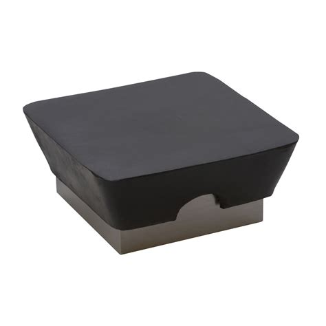 rubber bench block dap 520 00 bench block steel and rubber 2 1 2 inches