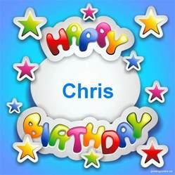 happy birthday chris geburtstagsgr 252 223 e pinterest