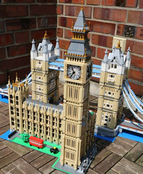 Diskon Lego 10253 Exclusive Big Ben Lego Creator Big Ben 10253 Und Tower Bridge 10214 Im