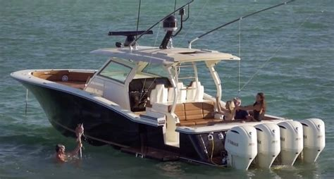best small offshore fishing boats 5 luxurious fishing boats you can drool over