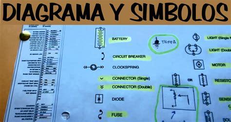cmo leer smbolos como leer diagramas electricos automotrices y simbolos electricos viyoutube
